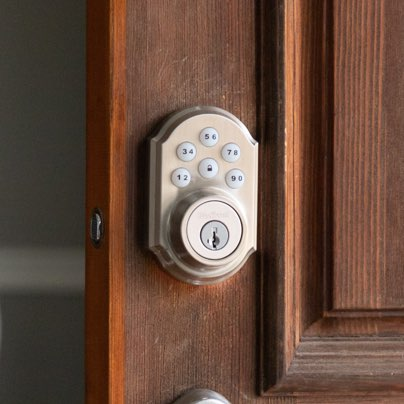 Sandy Springs security smartlock